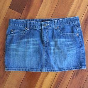 🌺AEROPOSTALE Denim Mini Skirt-Size 5/6